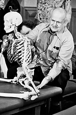 IFF_San_Francisco_teaching_with_skeleton