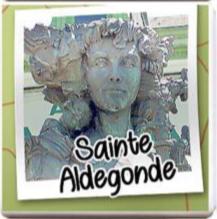 Fève Sainte Aldegonde