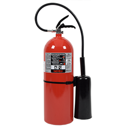 Ansul Sentry 15# Carbon Dioxide Extinguisher