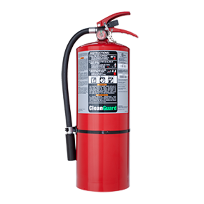 Ansul Clean Guard 5# Clean Agent Extinguisher