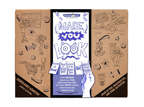 Made You Look by Renegade Made