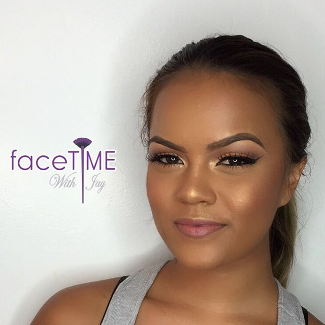 💜Up close and personal 💜_#AtlMUA #miamimua #orlandomua #facetymewithjay #mac #makeup #makeupartist
