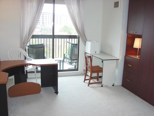 Den/Bedroom