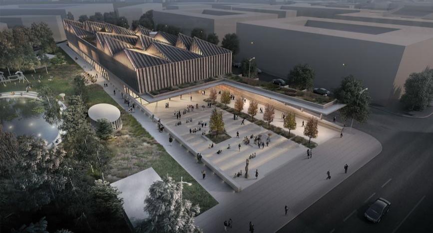 Laikmetīgās mākslas muzeja būvprojekts