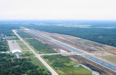 Lielvārdes lidlauka attīstības būvprojekti
