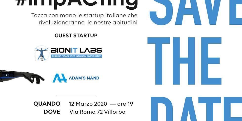 #impacting | Archeide incontra i player dell'innovazione italiana