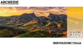 Archeide presents Innovazione Italia at Patrimonia