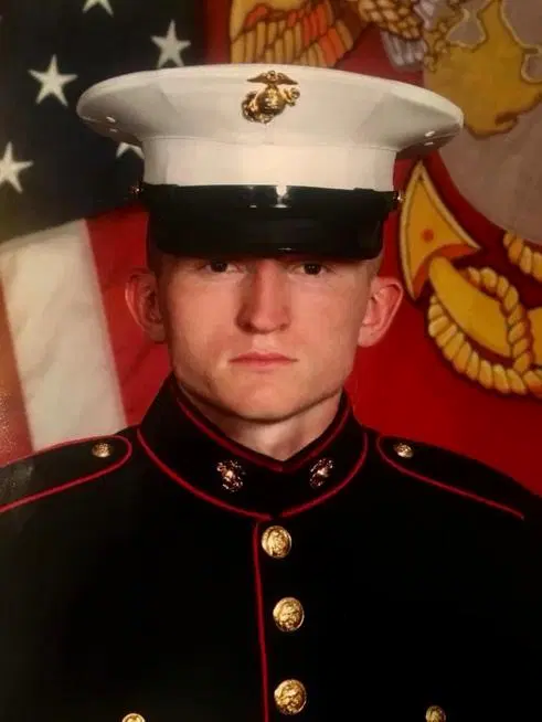 Marine Lance Cpl. Riley Schultz, 19