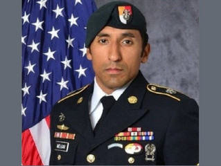 Army Times: Navy SEAL gets 10 years in strangulation death of Army Green Beret staff sergeant