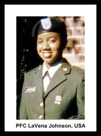 Pfc. LaVena Johnson