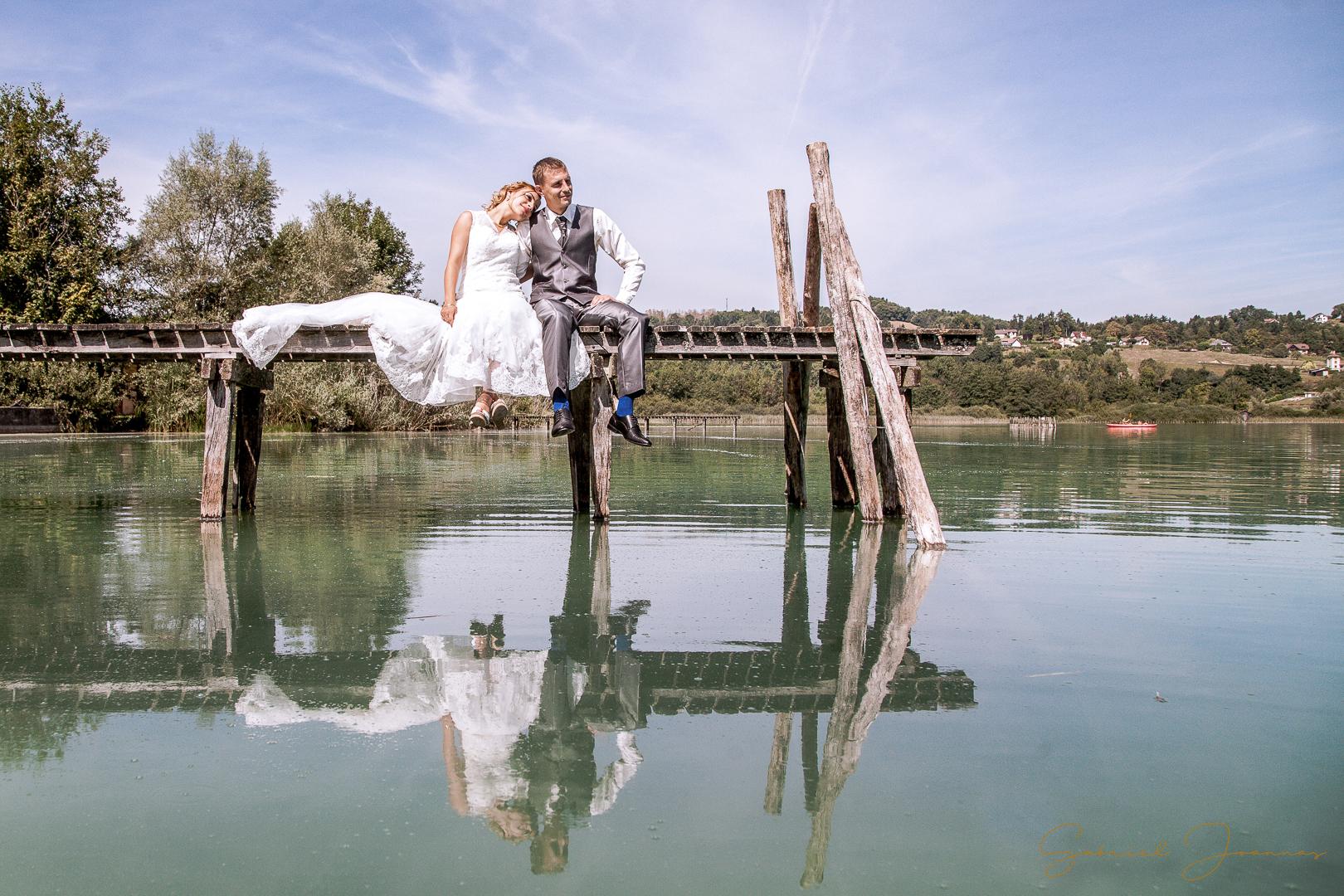 photos couple mariage Savoie