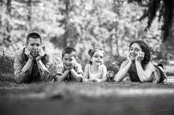 Séance photos famille monts du lyonnais