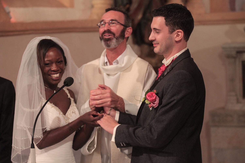 Bénédiction mariage
