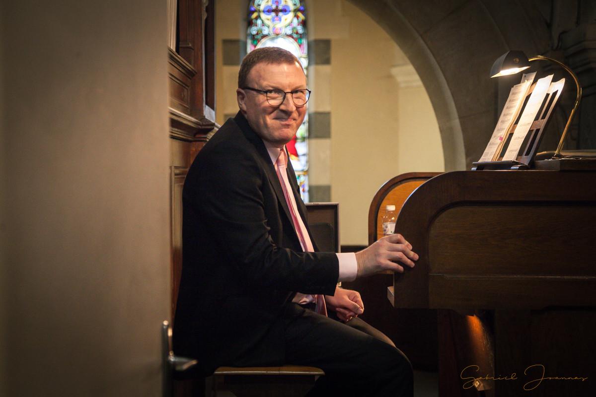Le joueur d'orgue
