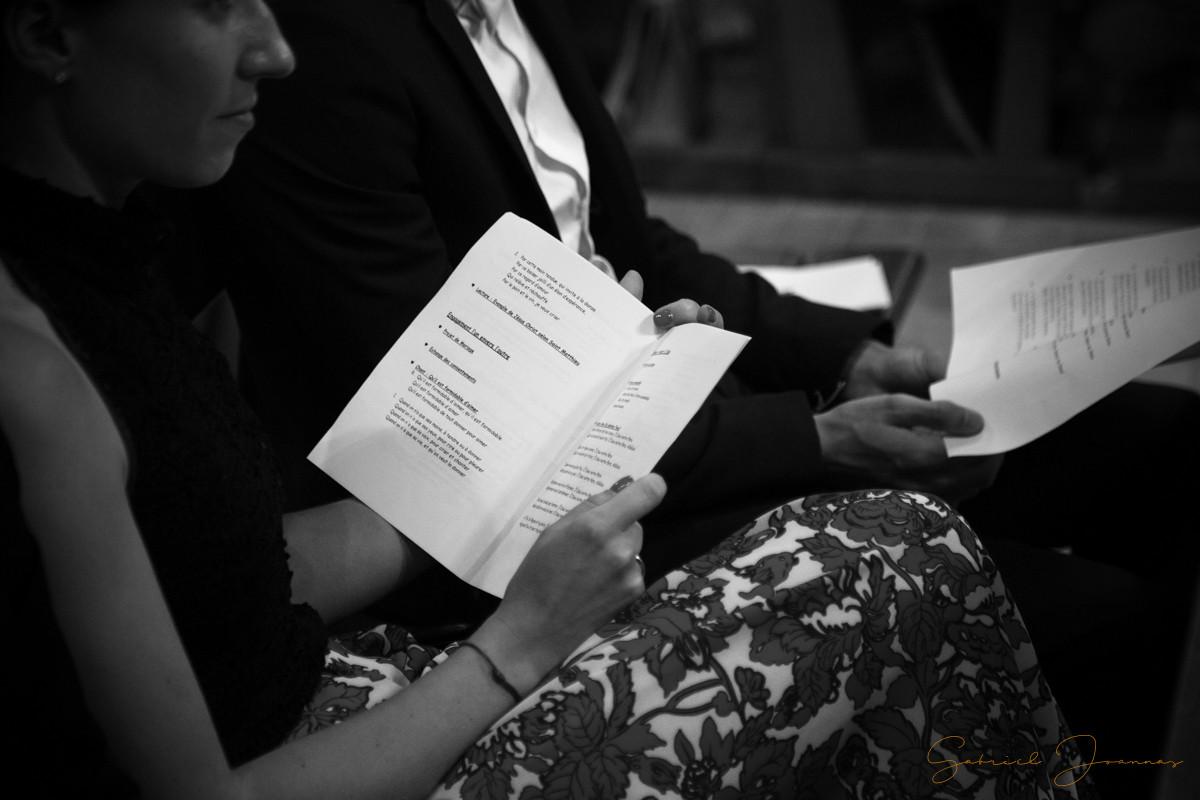 Cérémonie religieuse mariage Lyon