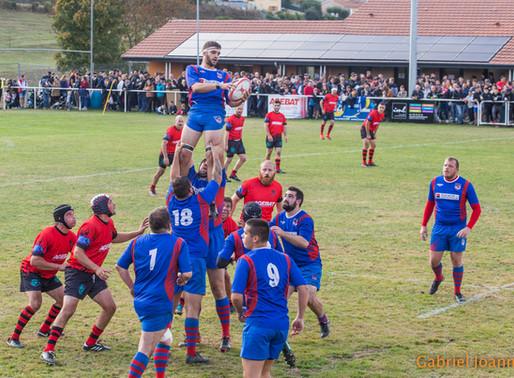 Rugby des Monts , les photos du match PARTIE 2