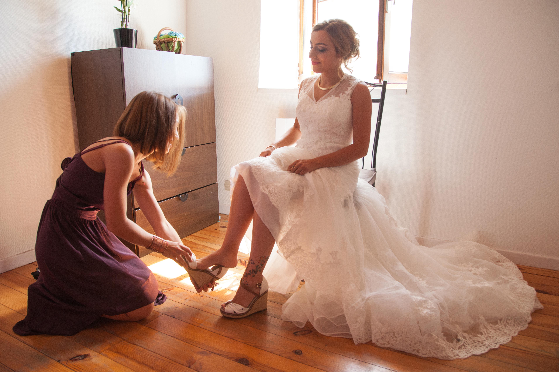 Photographe mariage monts du Lyonnai