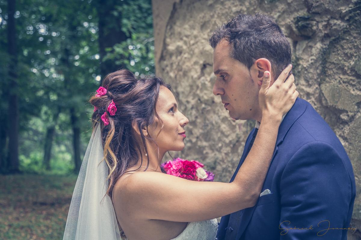 Mariage manoir de tourville