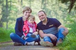 Séance photos famille Saint Symphorien sur coise