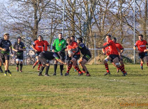 Rugby des Monts vs Rugby pays du Gier Pilat