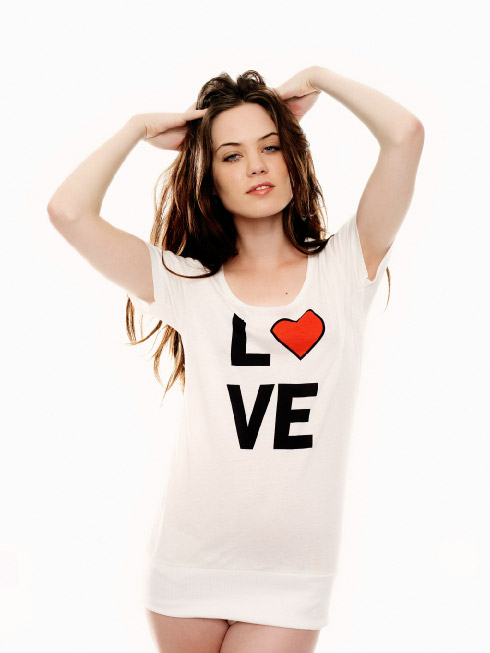 SS2007 - London Denim - Love T