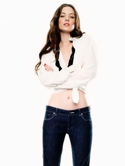 SS2007 - Lodnon Denim - indigo Denim Slim Leg Jeans