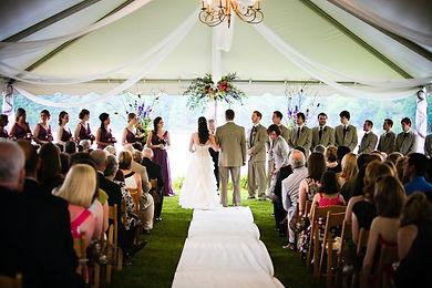 Wedding Ceremony DJ Service