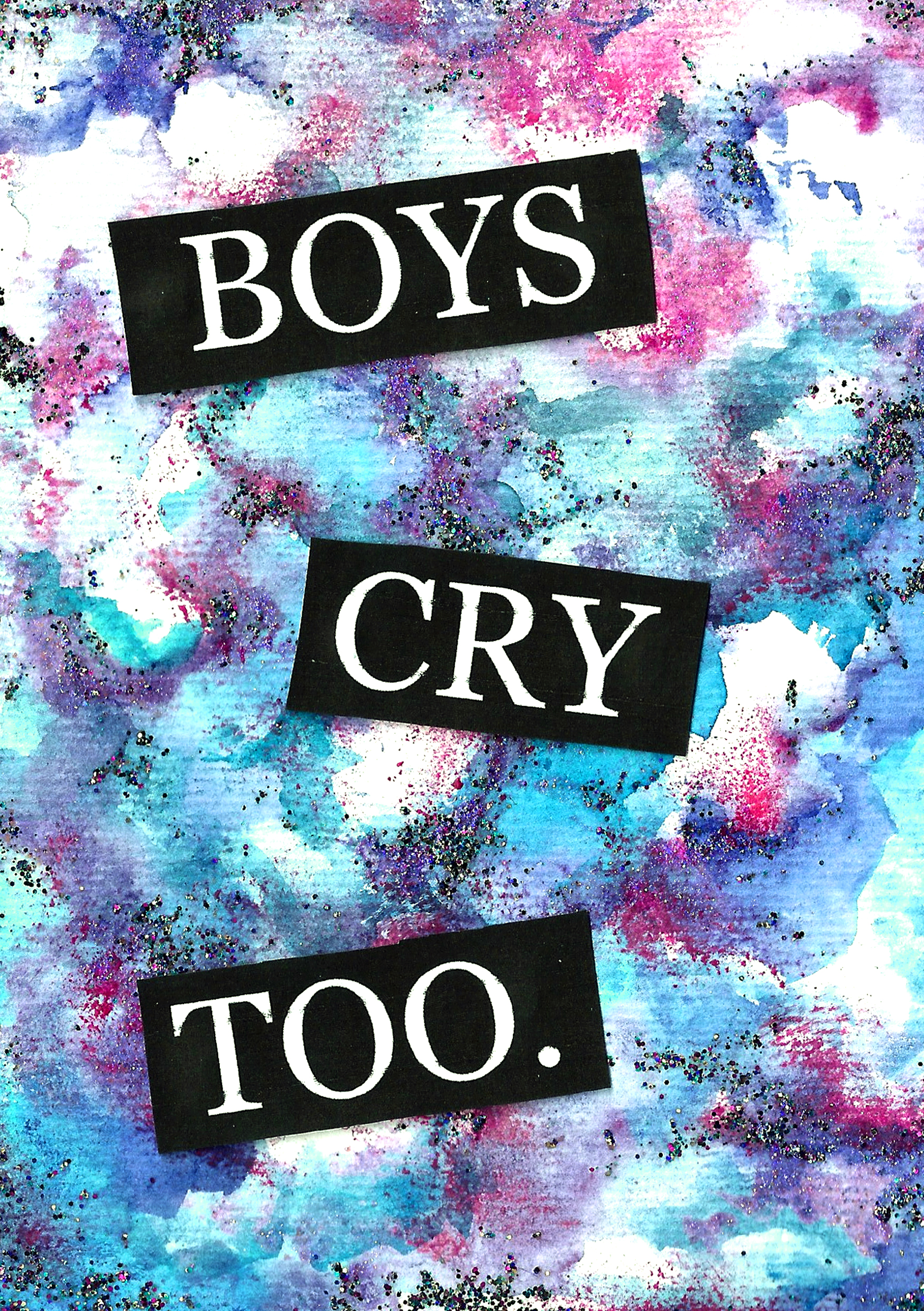 Boys Cry Too