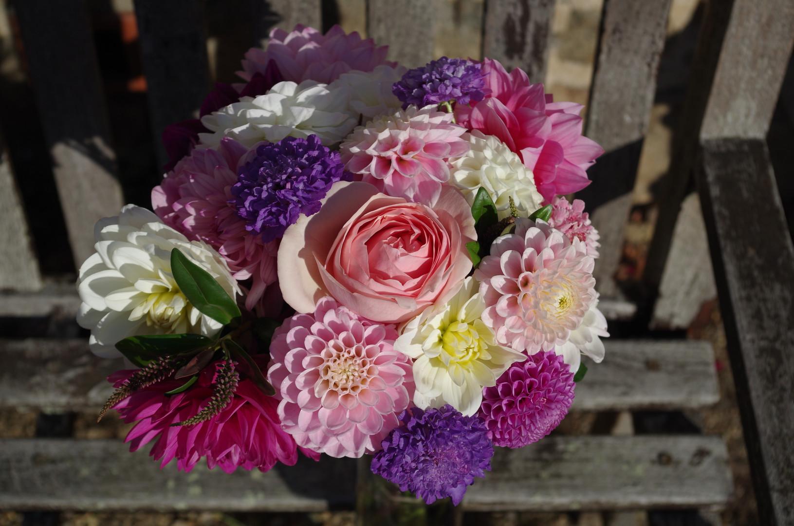 Bouquet Septembre