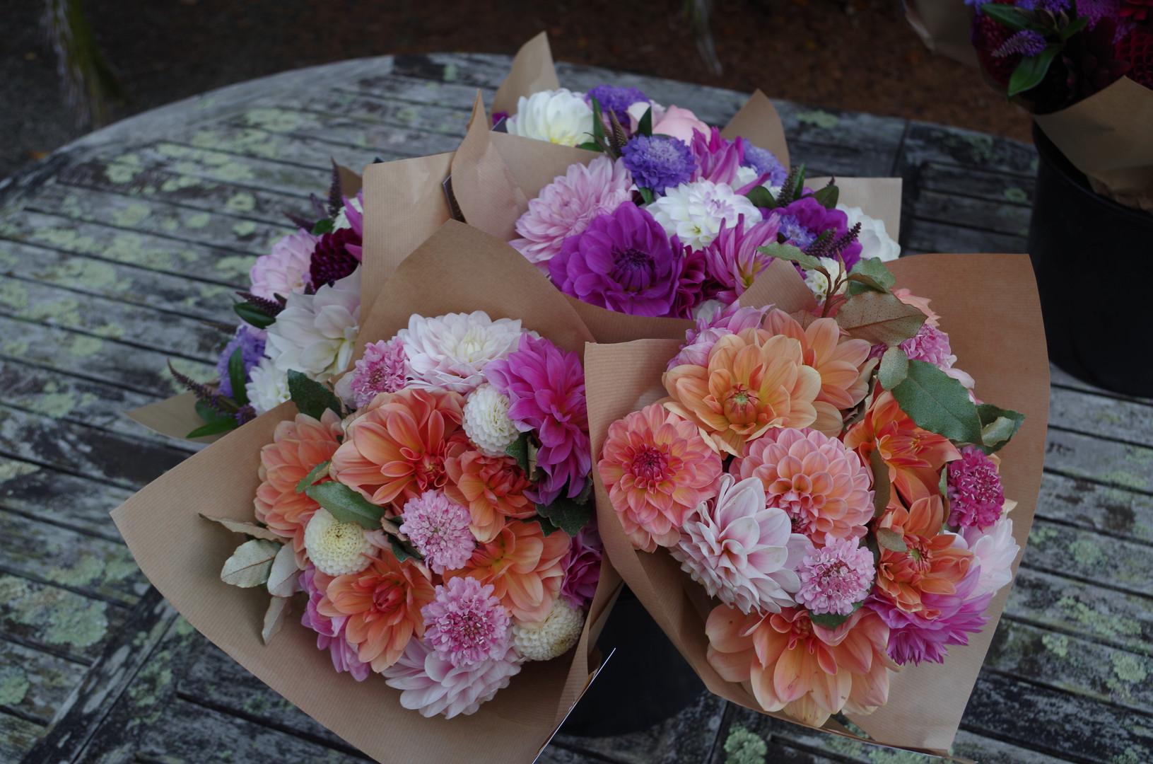 Bouquets divers