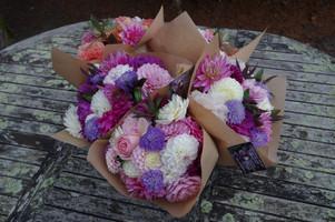 Bouquets biocoop septembre
