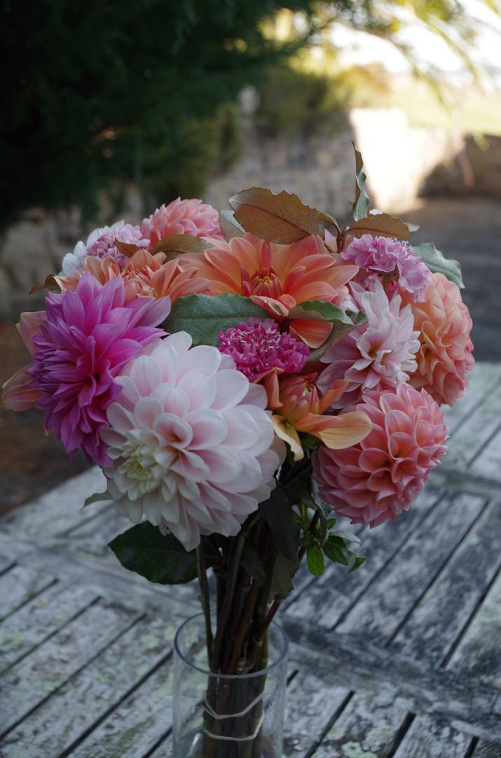 Bouquet Sept.