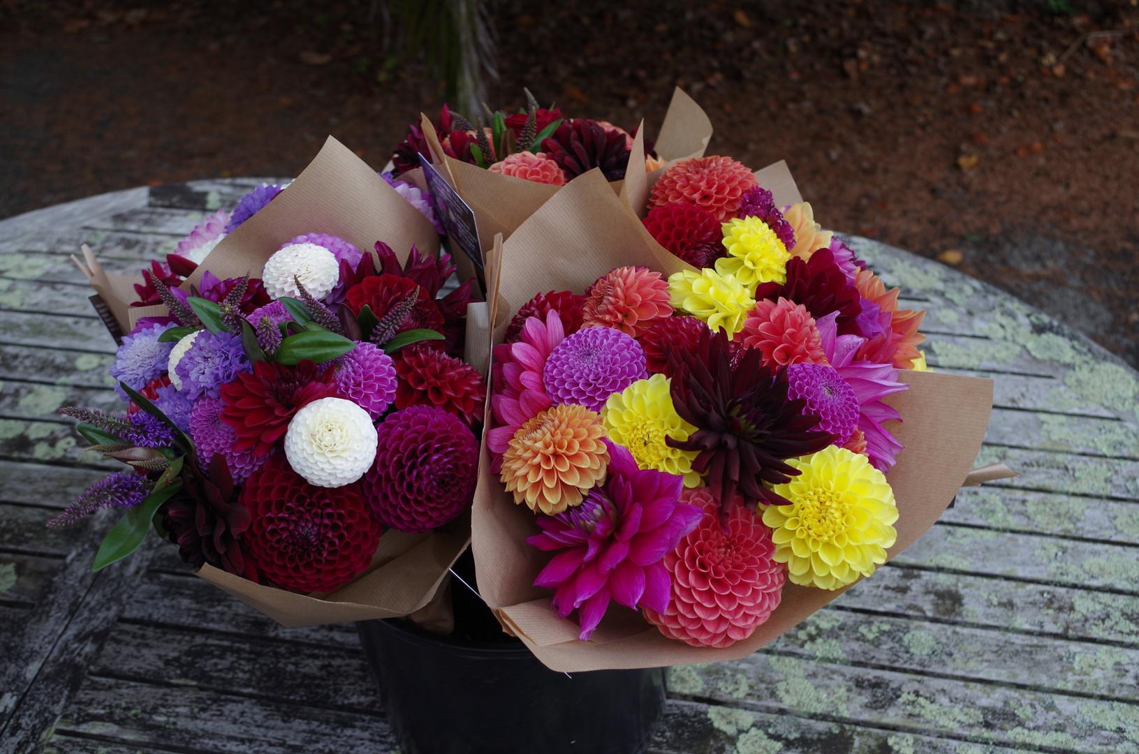 Bouquets Biocoop