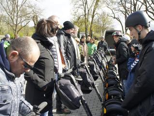 Segway-Tour durch den Optik-Park