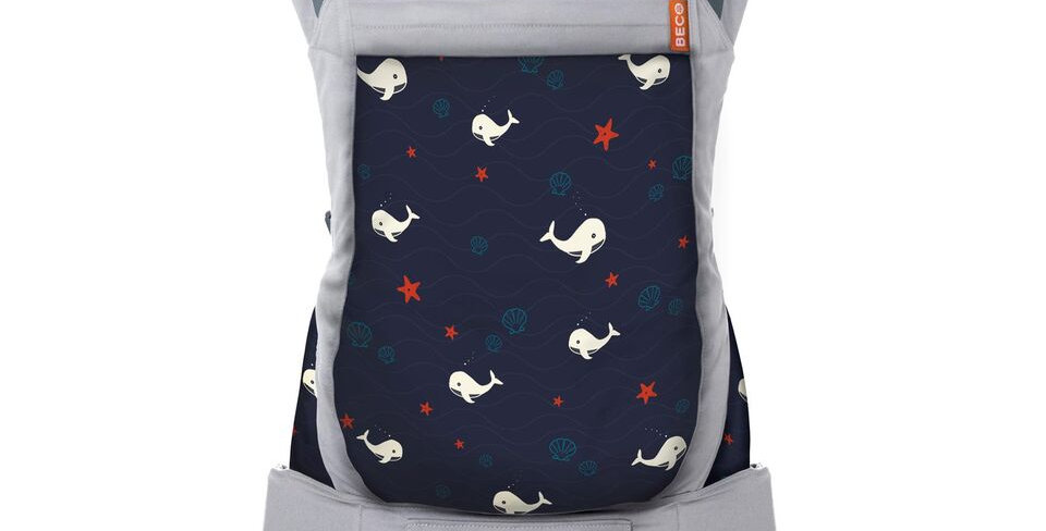 Beco Toddler Carrier - Marine