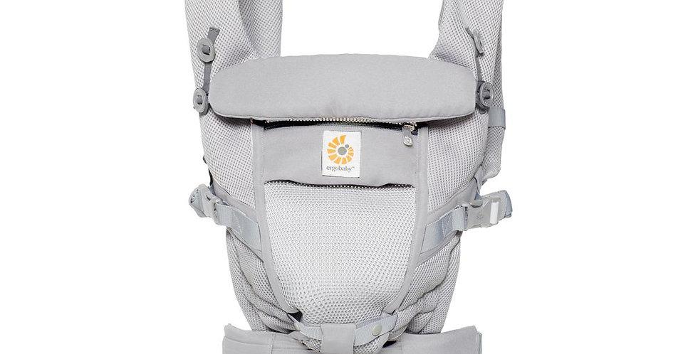 Ergobaby Adapt, Cool Air Mesh - Pearl Grey