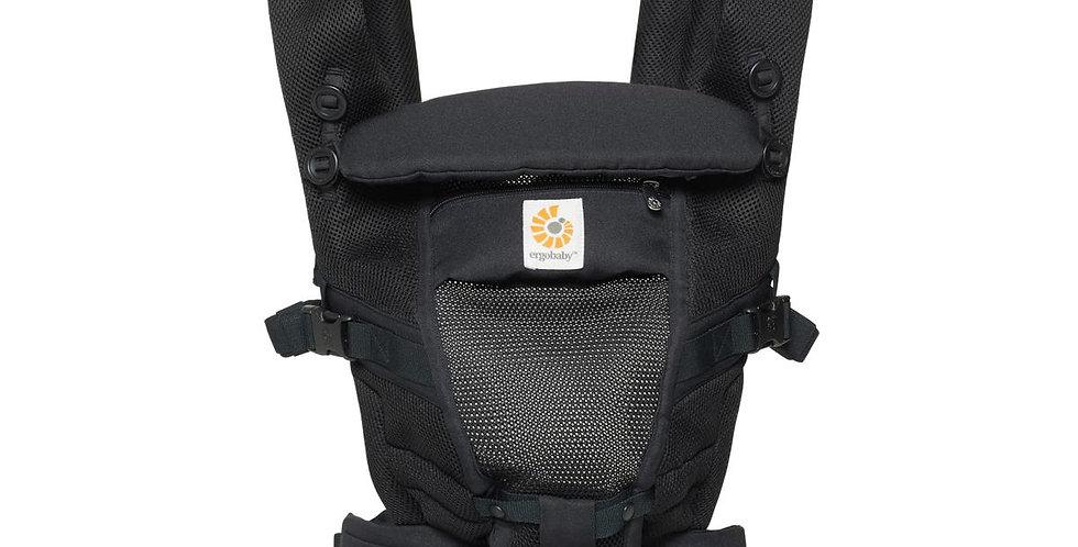 Ergobaby Adapt, Cool Air Mesh -Onyx Black