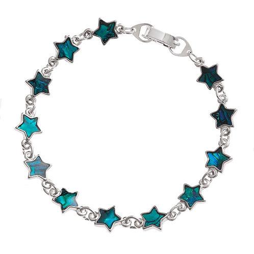 Star bracelet ~ blue