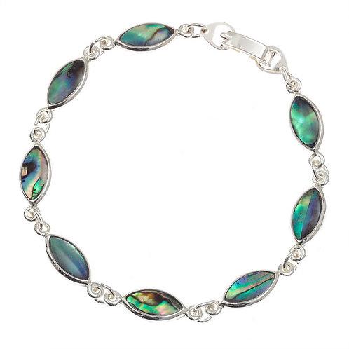 Tide Jewellery oval section bracelet