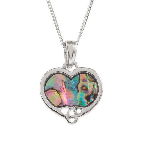 Tide Jewellery Celtic Heart pendant & chain