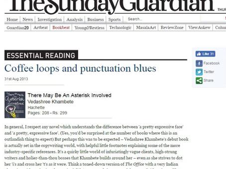 """An enjoyable comedy"" – The Sunday Guardian"