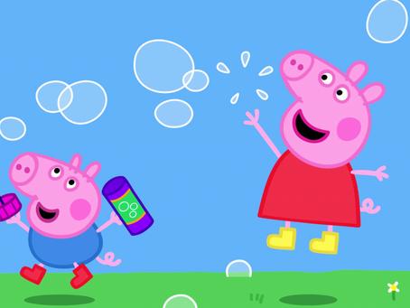 Feminism & Peppa Pig