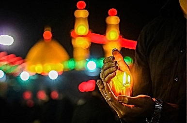 Ashura_mourning_in_Karbala_by_Tasnimnews