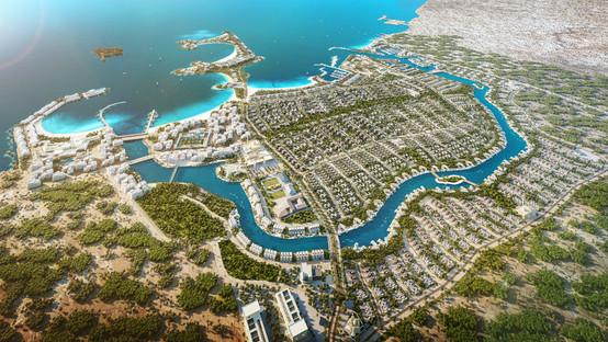 IMKAN Properties Award Villa Contract for AlJurf