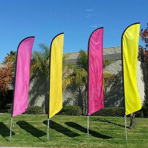 12 ft Flag Banner