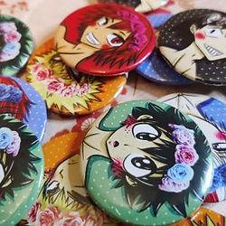 anime pins