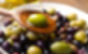 Mediterranean Diet Olives