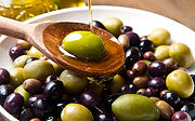Mediterranean Diet Olives
