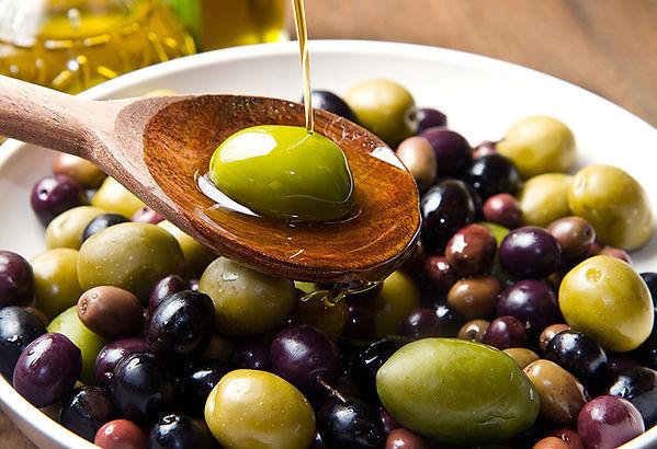 Olive marinate