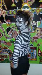 Zebra Body Paint by Sparkle Faerie